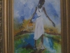 Untitled Painting of Woman