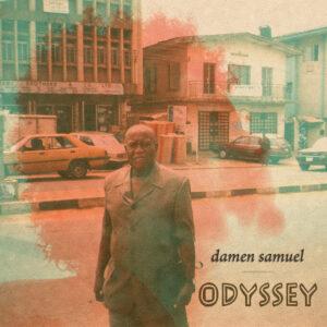 DamenSamuel-Odyssey-cover art